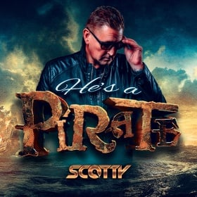 SCOTTY - HE'S A PIRATE